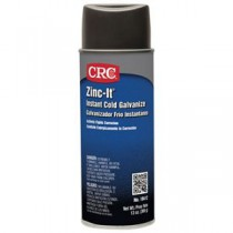 CRC ZINC-IT INSTANT COLD GALVANIZE, 13 OZ
