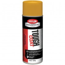 Krylon Industrial Tough Coat Acrylic Enamel (Color: Federal Highway Yellow)