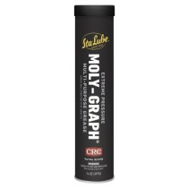 CRC MOLY-GRAPH EXTREME PRESSURE MULTI-PURPOSE LITHIUM GREASE, 14 OZ