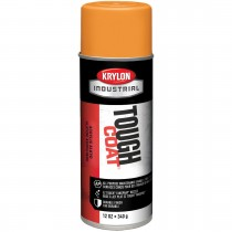 Krylon Industrial Tough Coat Acrylic Enamel (Color: Osha Orange)