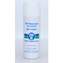 MS-122AD PTFE Release Agent Dry Lubricant, 14 OZ Aerosol Can