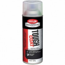 Krylon Industrial Tough Coat Acrylic Enamel (Color: Clear Gloss)