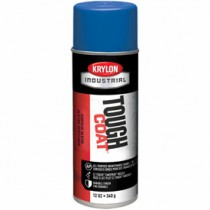 Krylon Industrial Tough Coat Acrylic Enamel (Color: Ford Blue)