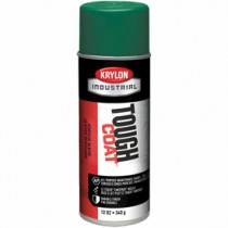 Krylon Industrial Tough Coat Acrylic Enamel (Color: Machine Green)