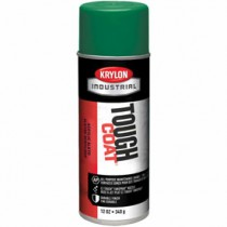Krylon Industrial Tough Coat Acrylic Enamel (Color: Ivy Green / John Deere & Case Green)