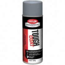 Krylon Industrial Tough Coat Acrylic Enamel (Color: Machinery Gray)