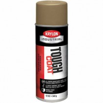 Krylon Industrial Tough Coat Acrylic Enamel (Color: Gold)